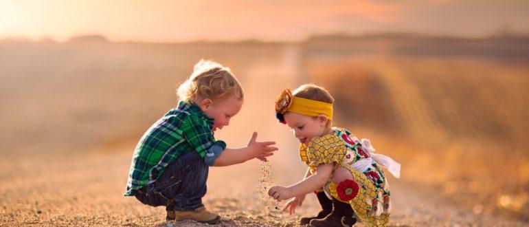 В маленьком ребенке нельзя пропускать без внимания никаких проявлений зла