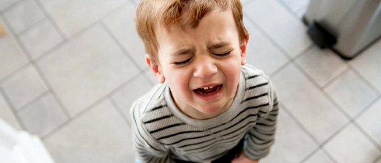Не допускайте в ребёнке с малых лет упорства и своенравия