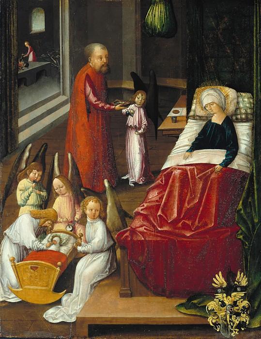 «Рождество Девы Марии» Майр фон Ландсхут