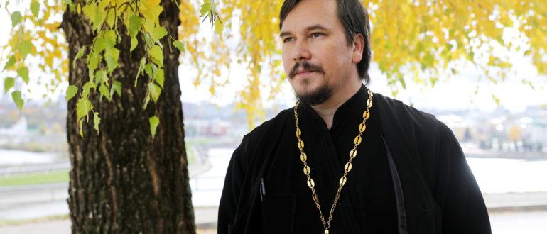 Священник Максим Курленко о воспитании детей